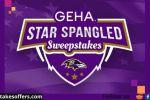 GEHA Star Spangled Sweepstakes