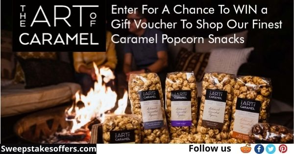 The Art of Caramel Gift Voucher Giveaway