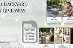 FindKeep Love Backyard Party Sweepstakes