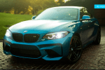 BMW M2 Coupe Giveaway – Win A 2018 BMW M2 In Long Beach Blue Metallic