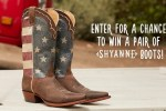 Country Outfitter Shyanne Sweepstakes
