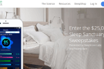 The $25,000 Sleep Sanctuary Sweepstakes – Win $25,000 Bedroom Makeover