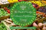 Fresh Market Customer Experience Survey Sweepstakes