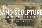 Birch Bay Sand Sculpture Contest 2018