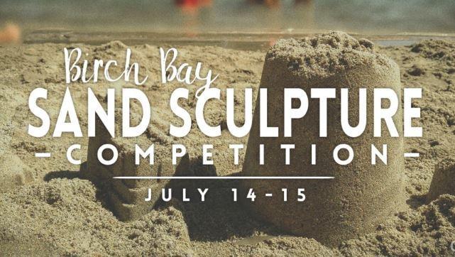 Birch Bay Sand Sculpture Contest 2018