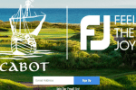 Footjoy Cabot Links Experience Sweepstakes