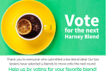 Harney & Sons Fine Teas Endless PossibiliTEAS Voting Sweepstakes