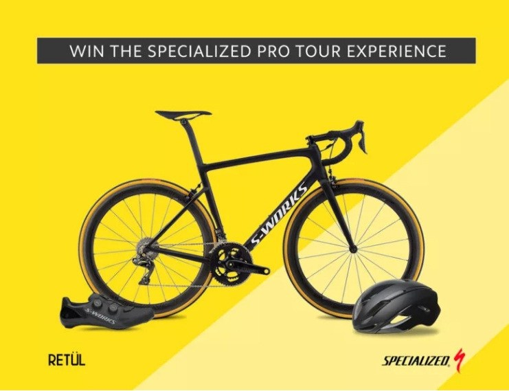 Helix Le Tour Pop Quiz Challenge Sweepstakes