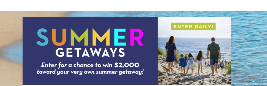 Midwest Living Summer Getaways Sweepstakes