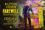 Nashville Music City Elton John Giveaway