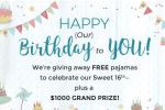 PajamaGram - PJ Giveaway