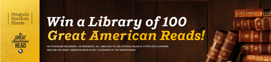 Penguin Random House Great American Read Sweepstakes