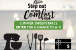 Reese Specialty Foods Step Out Of Your Comfort Food Sweepstakes
