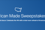 Tomorrow Sleep Made In The USA Email Sweepstakes