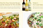 Woodbridge Summer Recipe Sweepstakes - Win Visa Gift Card