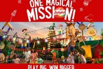One Magical Mission Instant Win Game and Sweepstakes