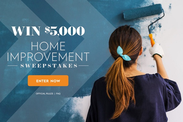 BHG.com $5,000 Summer Sweepstakes