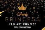 Hot Topic Disney Princess Fan Art Contest