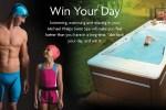 Masterspas.com Michael Phelps Legend Series Hot Tub Giveaway