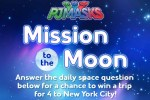 MISSION TO THE MOON SWEEPSTAKES