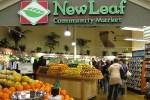 Tell New Leaf Feedback in Customer Survey