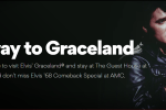 AMC Getaway To Graceland Sweepstakes Win Trip To Memphis, TN