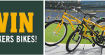 Green Bay Packers Win Packer Bikes Sweepstakes