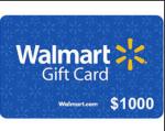 Walmart August-October 2018 Sweepstakes