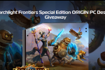 Origin PC Torchlight Frontiers Giveaway