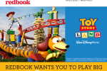 Redbook Play Big Sweepstakes