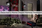 Seacrest's Home Depot Holiday Sweepstakes