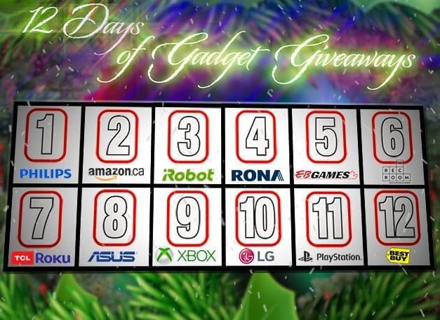 BT Calgary 12 Days of Gadget Giveaways