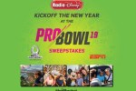 Kickoff The New Year At The NFL Pro Bowl Sweepstakes