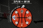 Seton Hall ATAX Spin To Win Sweepstakes
