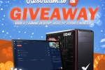 Gaming Desktop And Esports Monitor Giveaway