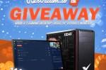 Gaming Desktop And Esports Monitor Giveaway