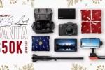 Filmsupply Not So Secret Santa 50K Giveaway
