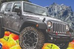 JAZZ'd Up Jeep Sweepstakes