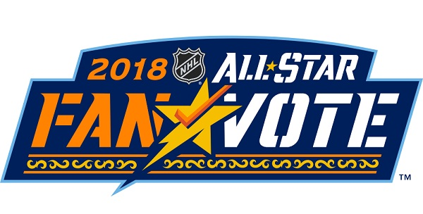 NHL ALL-STAR FAN VOTE SWEEPSTAKES 2019