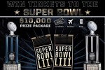 TrophySmack Super Bowl Sweepstakes
