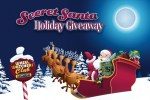 Wheel of Fortune's Secret Santa Holiday Giveaway