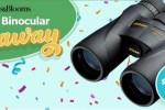 Nikon Binocular Giveaway
