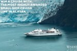 Cruise Alaska With Windstar Sweepstakes