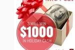 Dana Stargazer Instagram Cash Giveaway