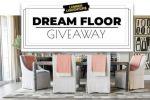 DIY Network and Lumber Liquidators Dream Floor Giveaway