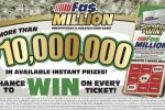 fa$ MILLION Sweepstakes and Scratch Card Game