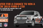 NFL Ford Toughest Ticket Sweepstakes