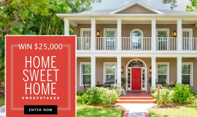 Home Sweet Home Sweepstakes