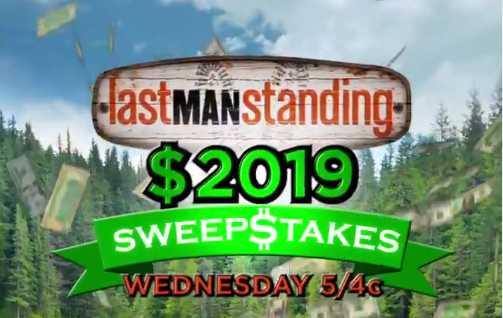 WGN America Last Man Standing Sweepstakes