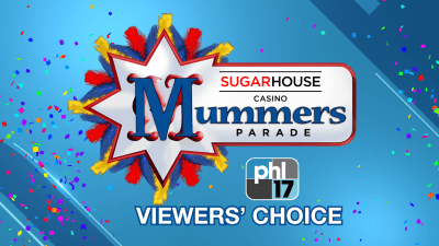 PHL17 Sugarhouse Casino Mummers Parade Viewers Choice Award Contest